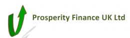 Prosperity Finance UK Logo